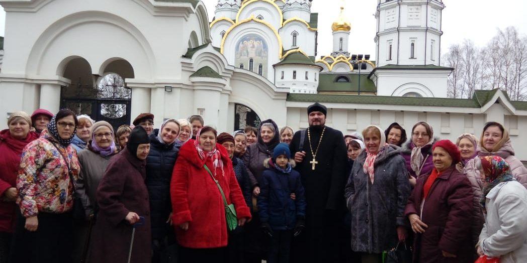 Паломническая поездка по монастырям и храмам Подмосковья