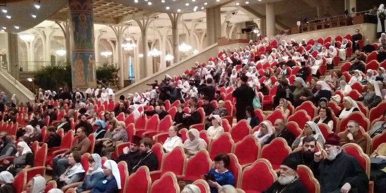 IX Общецерковный съезд по социальному служению