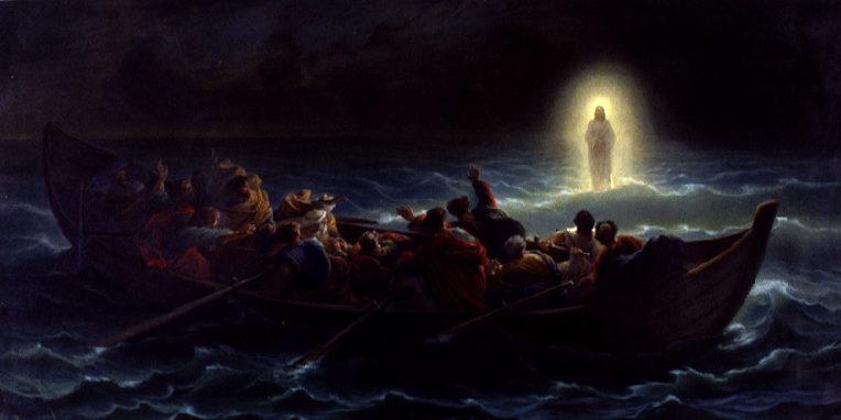 «Не бойся, малое стадо! Ибо Отец ваш благоволил дать вам Царство» (Лк.12:32)