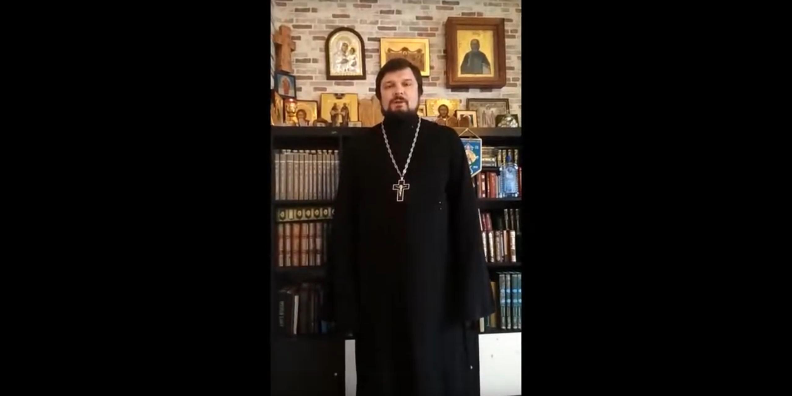 Пасха. Обращение иерея Андрея Коновалова