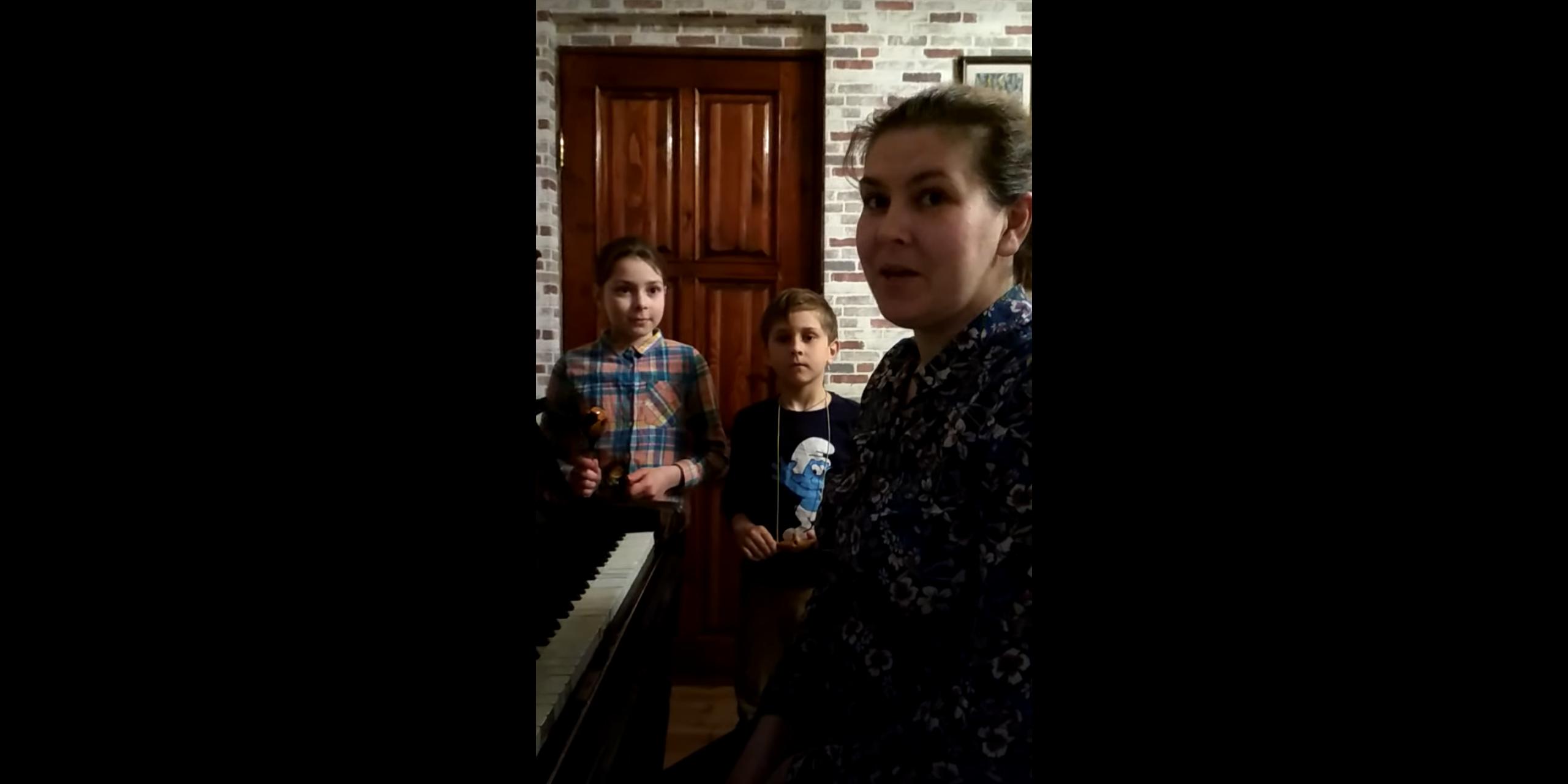 Видео-урок руководителя АВХС «Звучность» Евгении Коноваловой