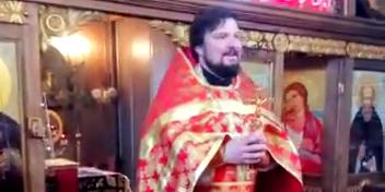 Проповедь настоятеля в Неделю жен-мироносиц