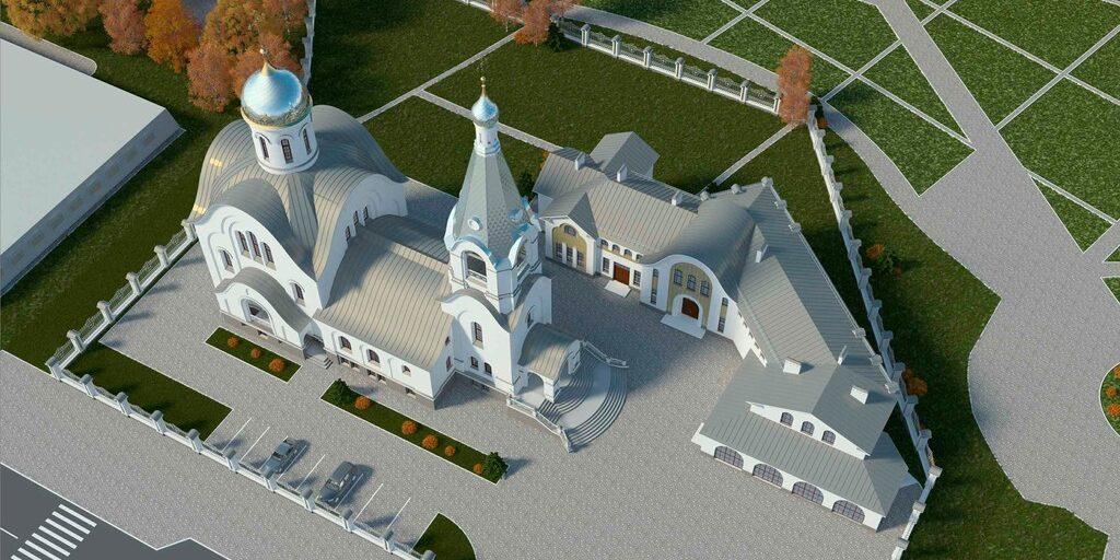 Ход подготовки к строительству нового храма