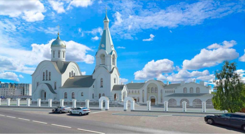 Проект нового Храма